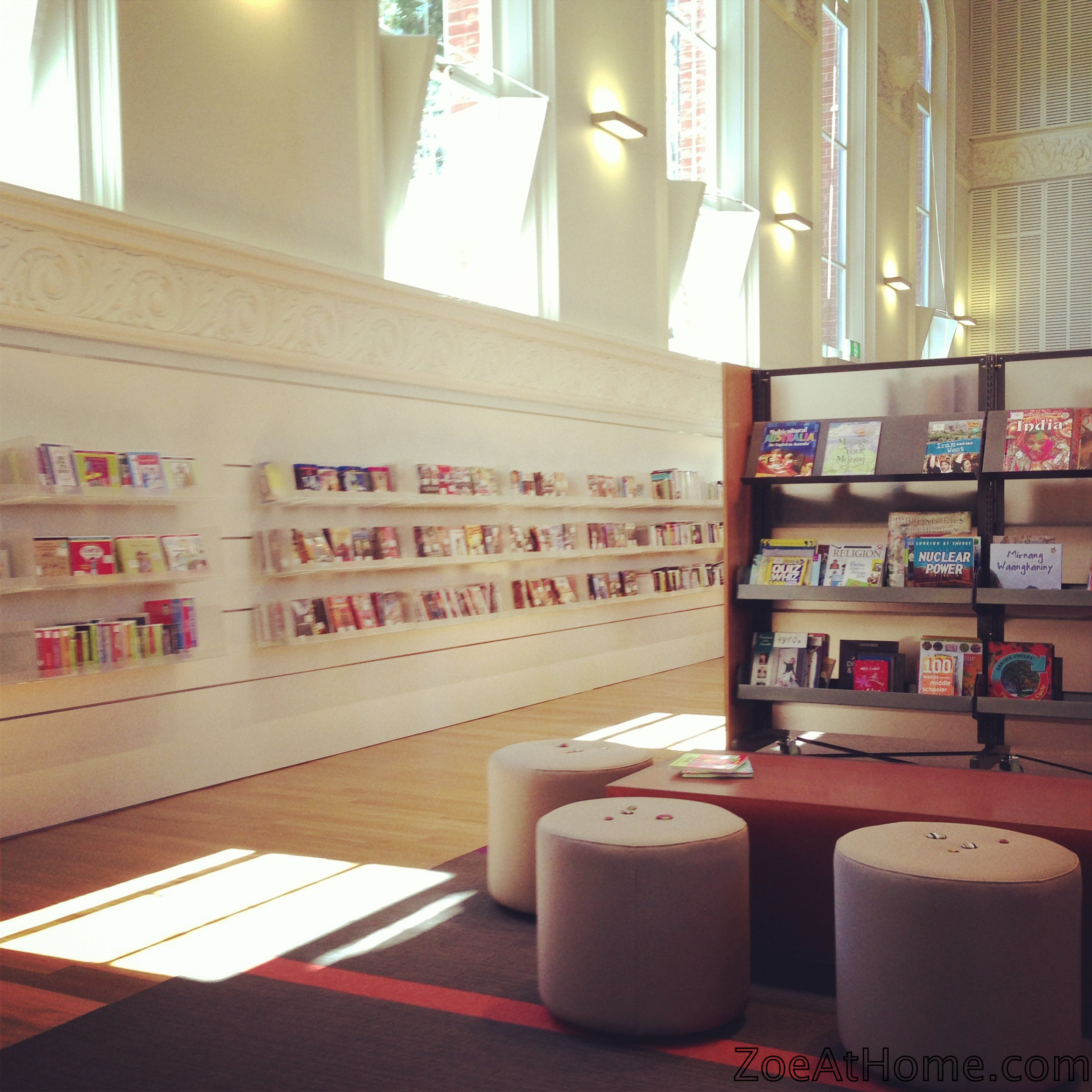 Public design inspiration for private spaces the library for Best home library designs