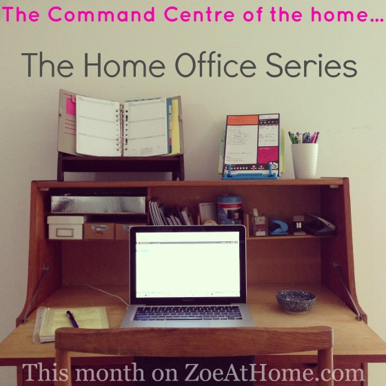 How to organise organize your home office