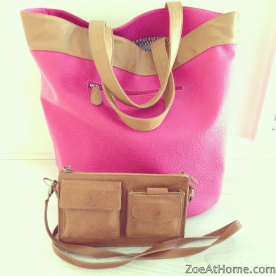 Two handbag system ZoeAtHome.com