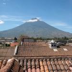 Volcan de Agua Antigua Guatemala ZoeAtHome.com