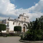 Cathedral of San Jose Antigua Guatemala ZoeAtHome.com