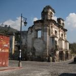 Ruins in Antigua ZoeAtHome.com