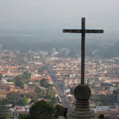 La Cruz Antigua Guatemala ZoeAtHome.com