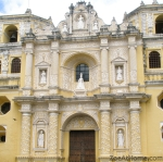 La Merced Church Antigua Guatemala ZoeAtHome.com
