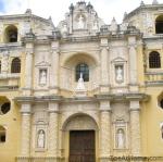 La Merced Church Antigua Guatemala ZoeAtHome.com