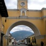 Santa Catalina arch Antigua Guatemala ZoeAtHome.com