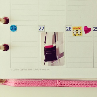 DIY cute stickers for your planner Filofax