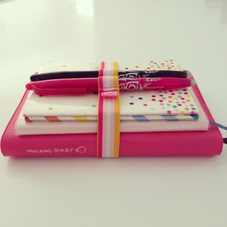 My lighter cheaper alternative to Filofax
